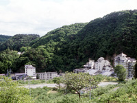 穴原温泉・写真