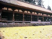 新宮熊野神社長床・写真