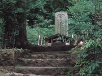 近藤勇の墓(天寧寺)・写真