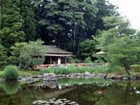 東北の名庭園 浄楽園・写真