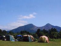 休暇村裏磐梯キャンプ場・写真