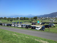 会津美里町せせらぎ公園オートキャンプ場・写真