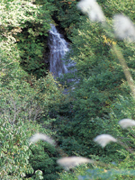 とび滝展望台・写真
