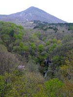 滑滝展望台・写真