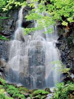 幻の滝・写真