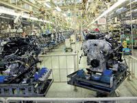 日産自動車 いわき工場(見学)・写真