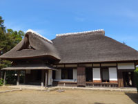 麻生藩家老屋敷記念館・写真