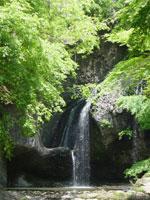 月待の滝・写真