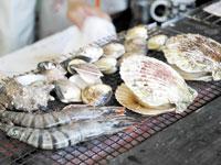 大洗海鮮市場・写真