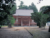 高田神社・写真