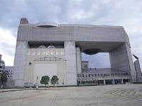 日立シビックセンター科学館・天球劇場・写真