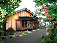 板谷波山記念館・写真