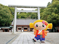 常磐神社・写真