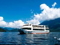 中禅寺湖機船