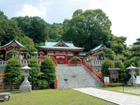 足利織姫神社・写真