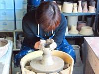 益子陶芸教室(岩下製陶)・写真