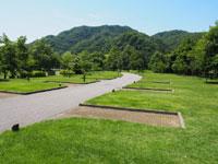 出会いの森総合公園オートキャンプ場