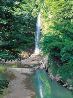 回顧の滝・写真