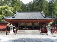 二荒山神社本殿・拝殿