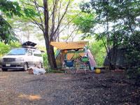 鷲の巣キャンプ場・写真
