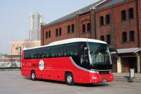定期観光横浜市内遊覧バス・横濱ベイサイドライン
