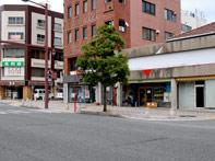 入江和作邸跡