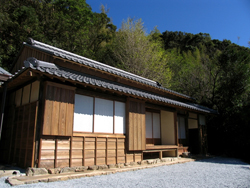 田中良助旧邸資料館・写真