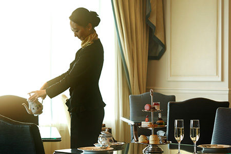 Our club concierge service is there to anticipate your needs.