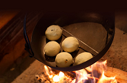 Traditional Kominka Cuisine