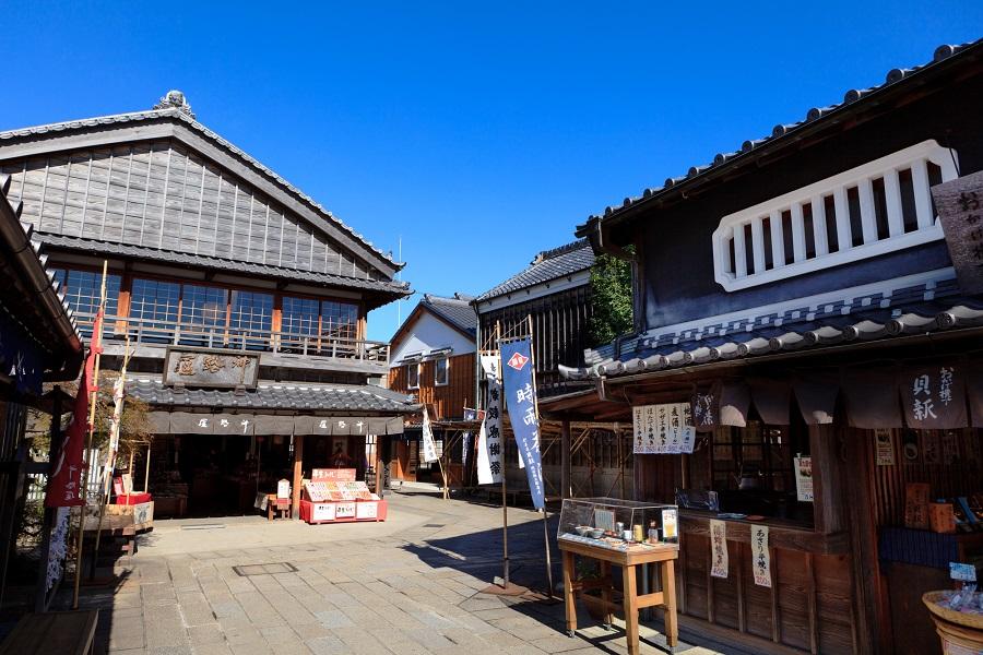 Oharai-machi and Okage-yokocho Districts