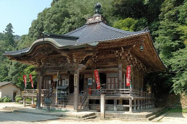 Temple Onsenji