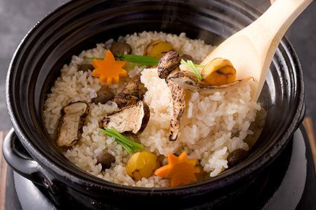 秋季餐點一例