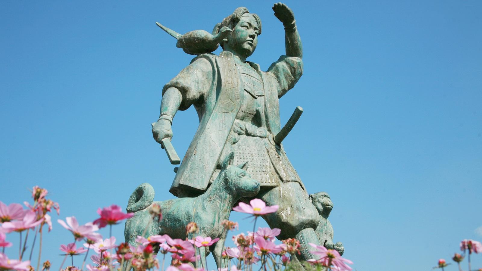 實地探訪~五個日本神話故事&民間傳說的緣起地