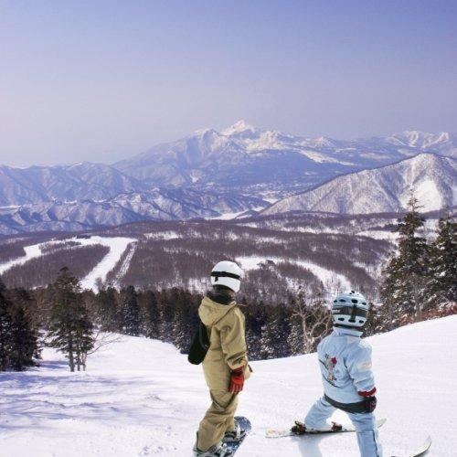 GRANDECO 滑雪場