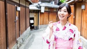 時尚與傳統的融合:穿浴衣、遊日本