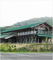 琴引浜鳴砂文化館