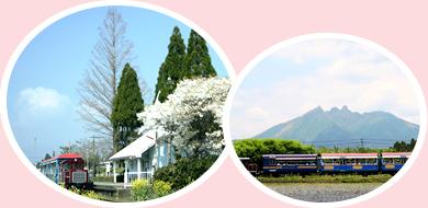 南阿蘇鉄道トロッコ列車「ゆうすげ号」