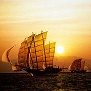 海の貴婦人 うたせ船