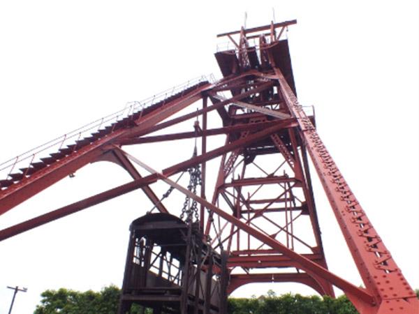 旧三井田川鉱業所伊田坑