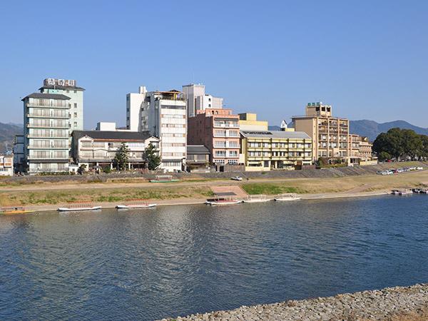 【朝倉市】原鶴温泉