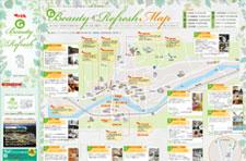 Gビューティ&リフレッシュ MAP