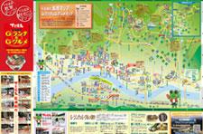 Gランチ&Gグルメ MAP
