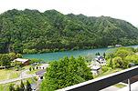 猿ヶ京の玄関口に建つ絶景のリゾートホテル