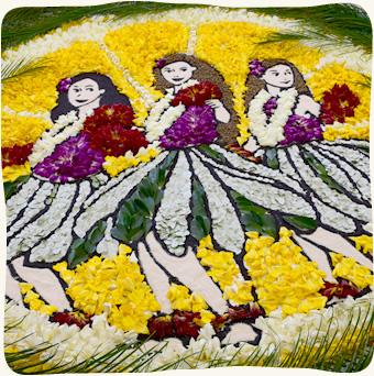 フリージアが彩る巨大な絨毯 フリージアインフォラータ