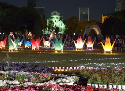 ひろしまフラワーフェスティバル(広島市)