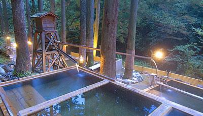 山中温泉 自噴源泉の宿 花つばき