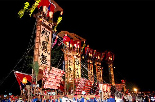 珠洲のキリコ祭り特集