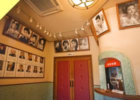 ギャラリー松竹座映画館でタイムスリップ