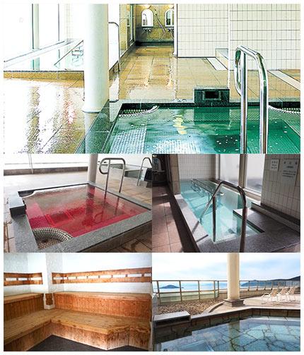 サン・オリーブ温泉