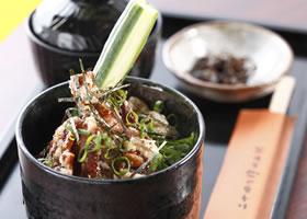 小豆島B級グルメの醤丼